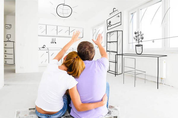 Kredyt na&nbsp;mieszkanie <br />i&nbsp;budowę domu